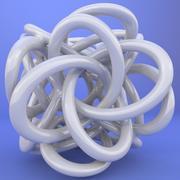 3d Printed Object 090 3d model
