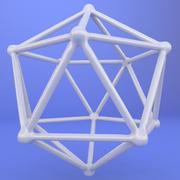 3D gedrucktes Objekt 098 3d model