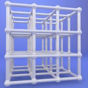 Obiekt drukowany 3d 101 3d model