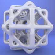 3D gedrucktes Objekt 106 3d model