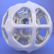 3d Printed Object 107 3d model