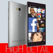 Teléfono inteligente modelo 3d
