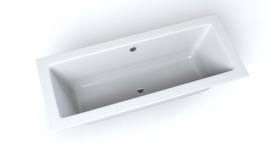 Kąpiel Villeroy Legato royalty-free 3d model - Preview no. 2