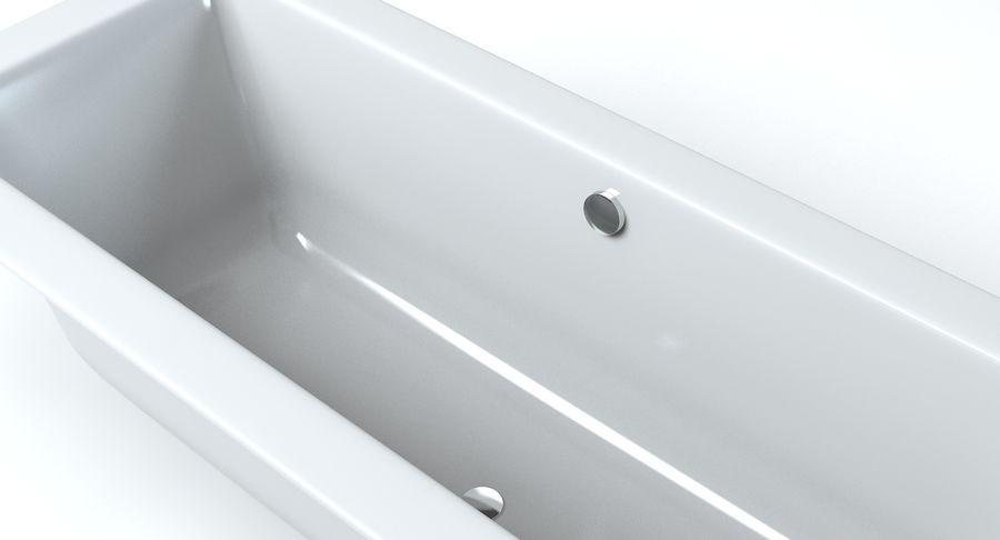 Kąpiel Villeroy Legato royalty-free 3d model - Preview no. 3