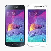 Samsung Galaxy S4 mini I9195I 3d model