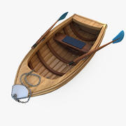 Tekne 3d model