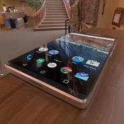 Generic Smartphone 3d model
