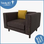 Mono Lounge Chair 3d model