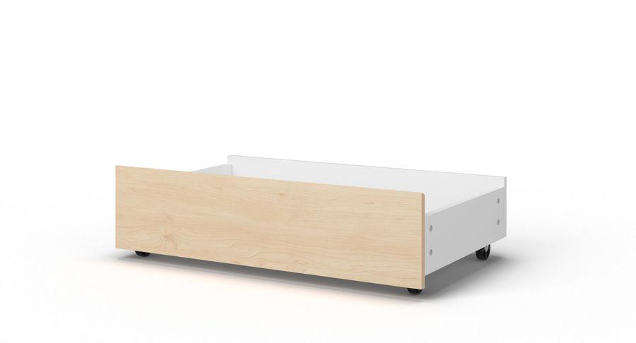 Zestaw szuflad Ikea Malm royalty-free 3d model - Preview no. 102