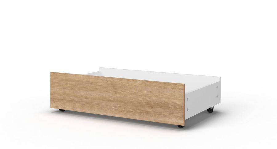 Zestaw szuflad Ikea Malm royalty-free 3d model - Preview no. 105