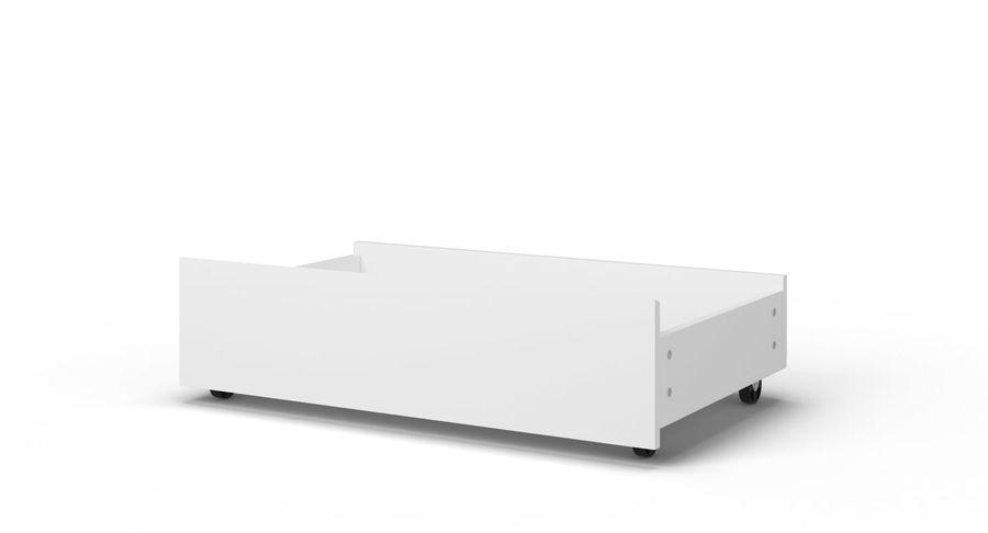 Zestaw szuflad Ikea Malm royalty-free 3d model - Preview no. 104