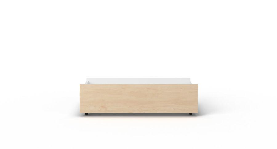 Zestaw szuflad Ikea Malm royalty-free 3d model - Preview no. 106