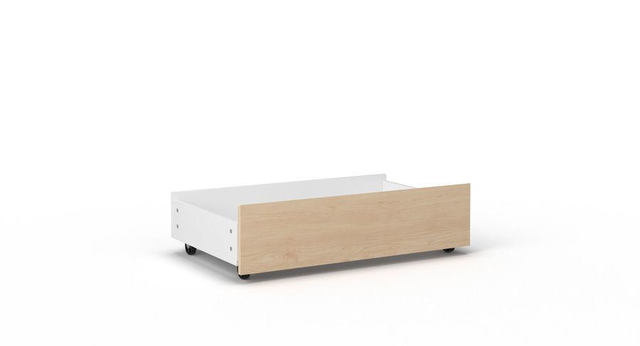 Zestaw szuflad Ikea Malm royalty-free 3d model - Preview no. 107