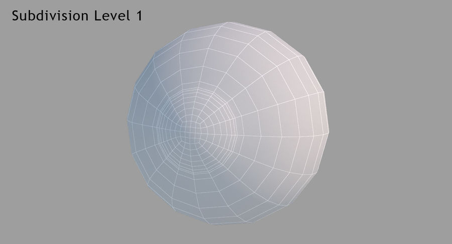 人間の目 royalty-free 3d model - Preview no. 9