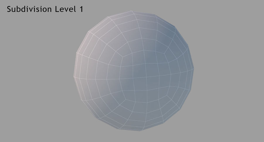 人間の目 royalty-free 3d model - Preview no. 12
