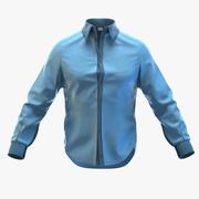 gömlek 3d model