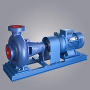 Wodna pompa odśrodkowa 3d model