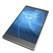 neutralny smartfon 3d model