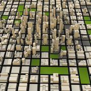 Miasto Miasto 2 3d model