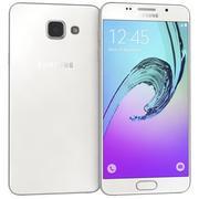 Samsung Galaxy A5 (2016) Branco 3d model