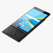Blackberry Priv 3d model