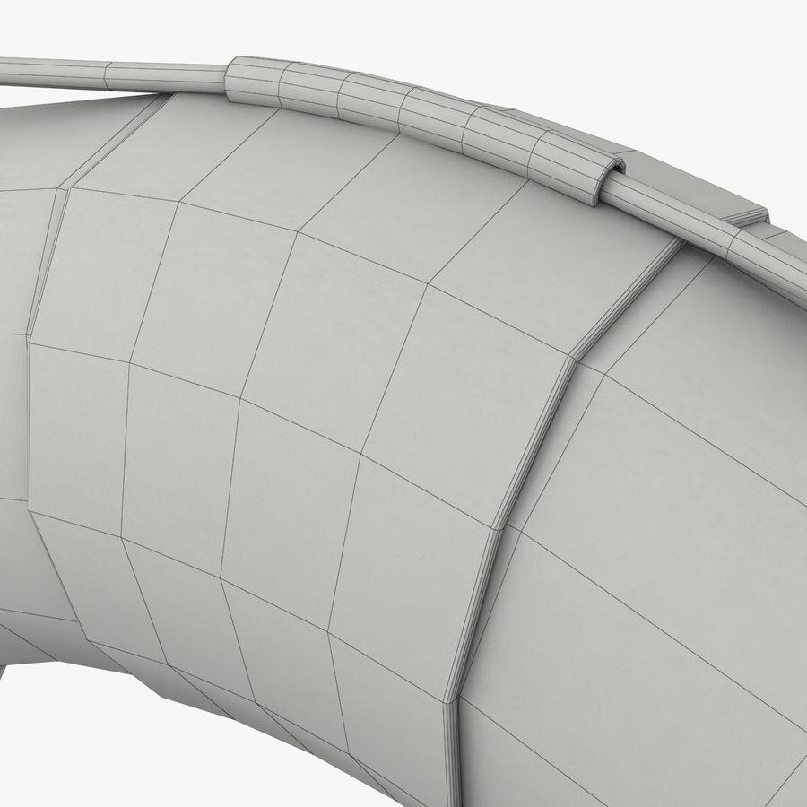 Salvavidas royalty-free modelo 3d - Preview no. 11