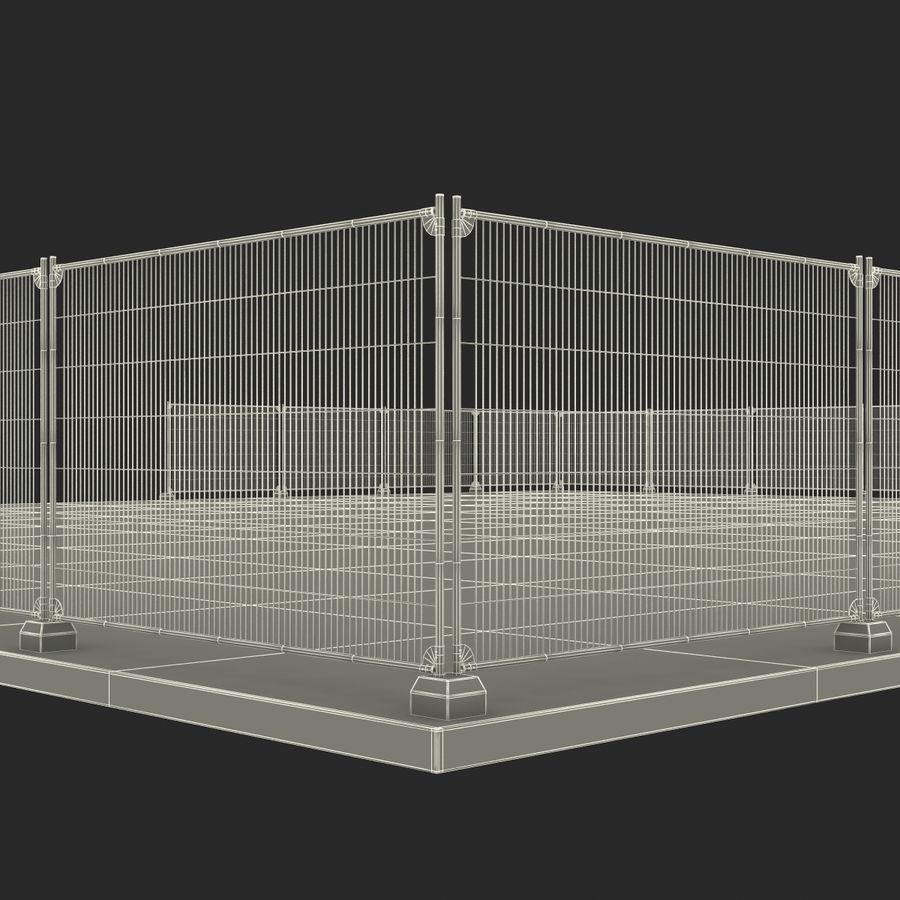 Cantiere 2 royalty-free 3d model - Preview no. 30