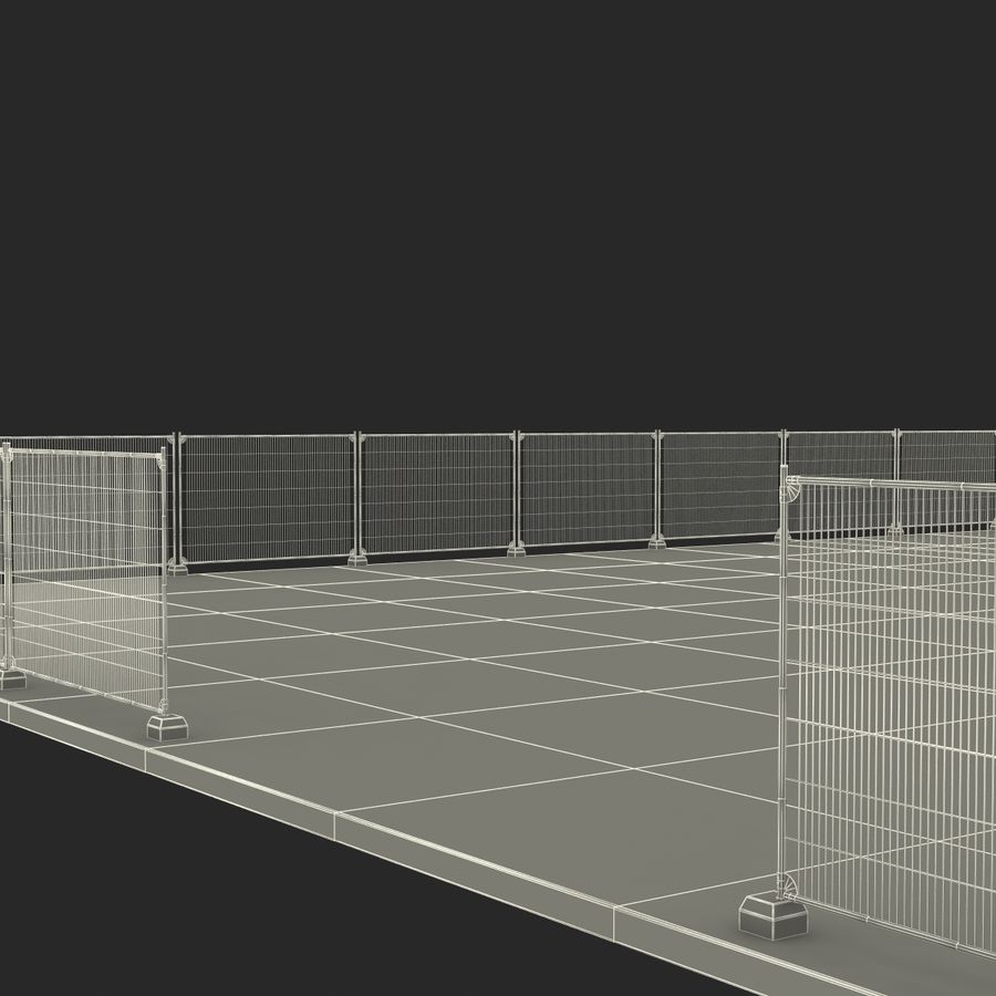 Cantiere 2 royalty-free 3d model - Preview no. 28