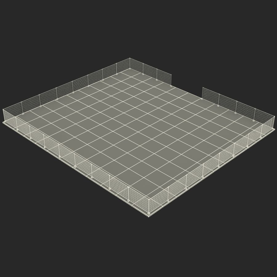 Cantiere 2 royalty-free 3d model - Preview no. 25