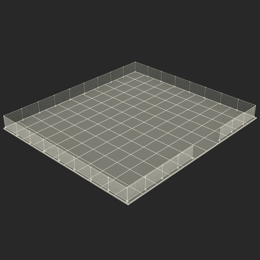 Cantiere 2 royalty-free 3d model - Preview no. 26