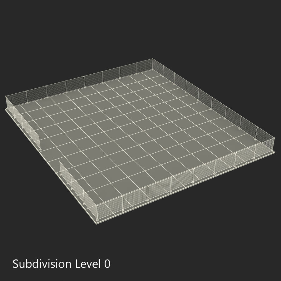 Cantiere 2 royalty-free 3d model - Preview no. 20