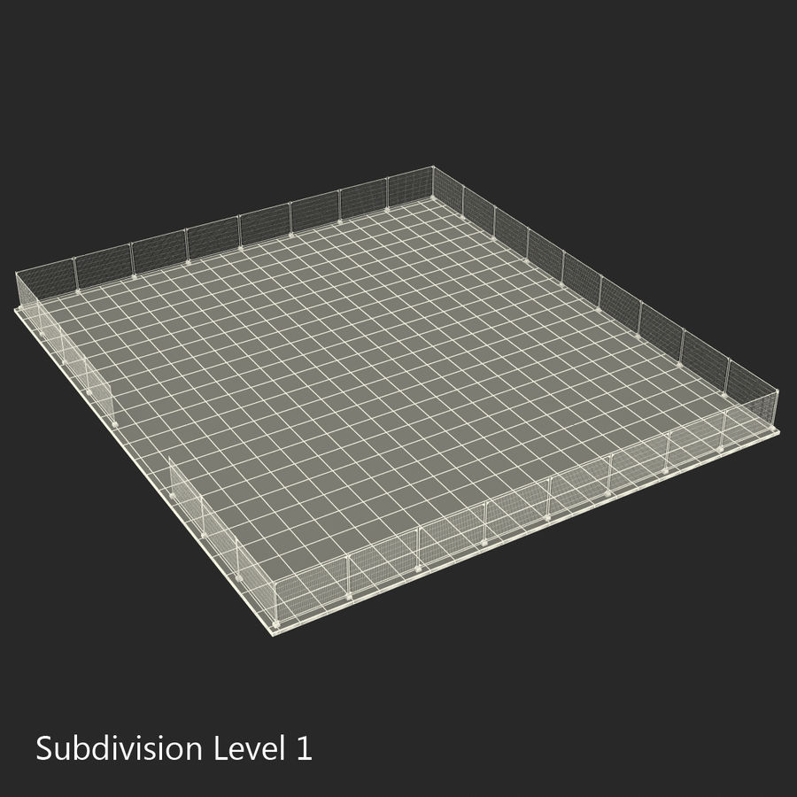 Cantiere 2 royalty-free 3d model - Preview no. 21