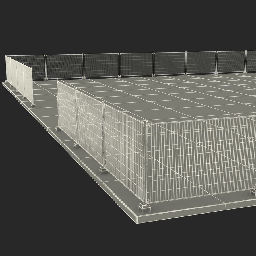 Cantiere 2 royalty-free 3d model - Preview no. 27