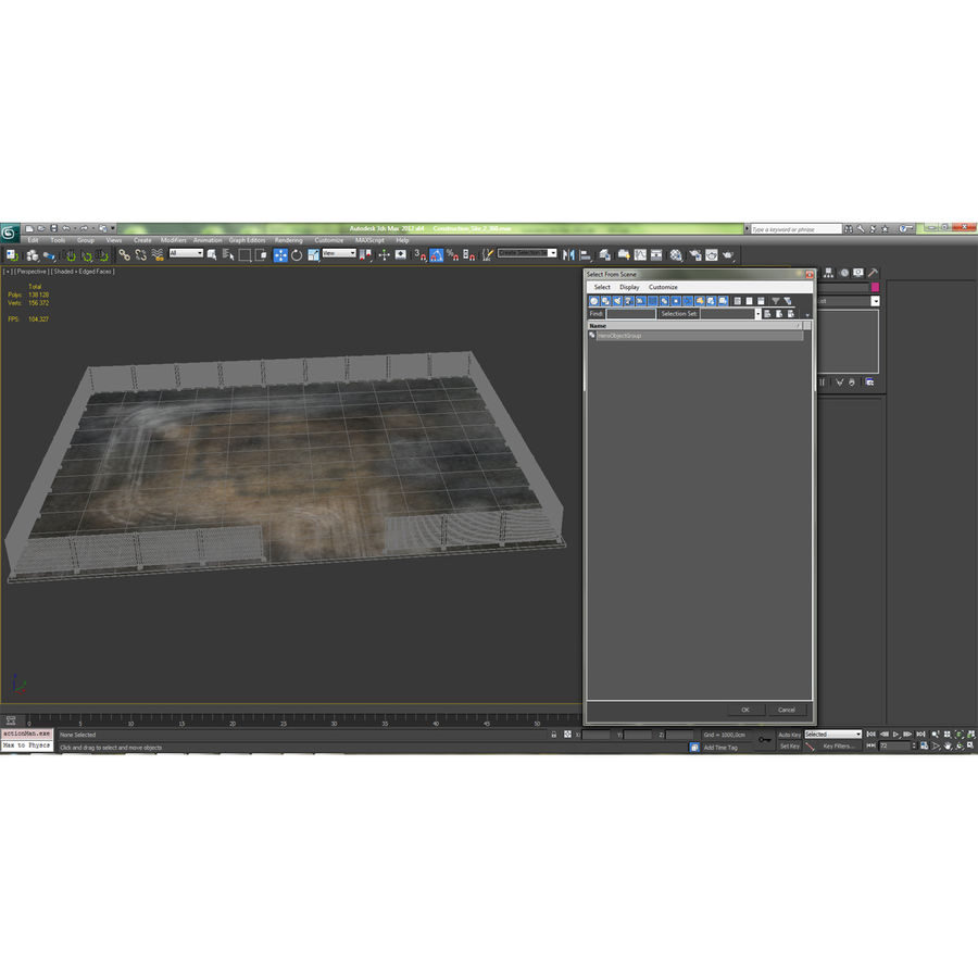 Cantiere 2 royalty-free 3d model - Preview no. 23