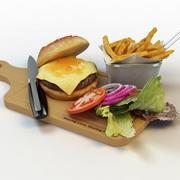 Food_43 3d model