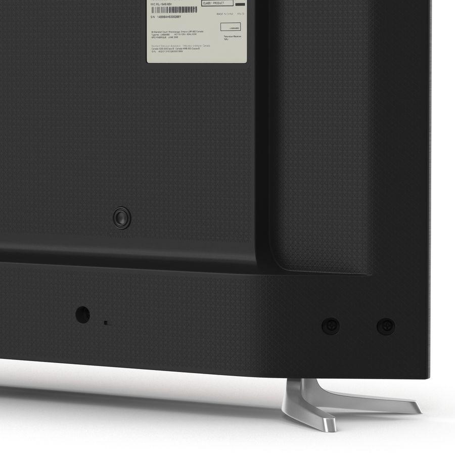 TV LED générique royalty-free 3d model - Preview no. 14