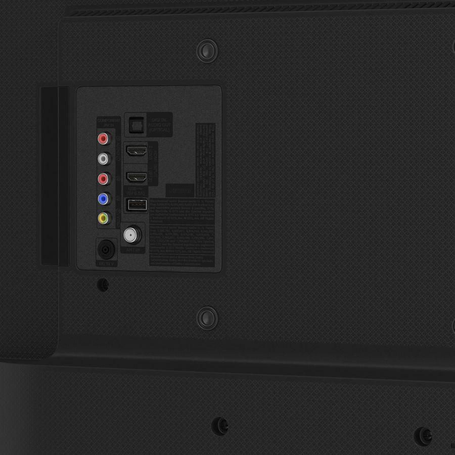 일반 LED TV royalty-free 3d model - Preview no. 16