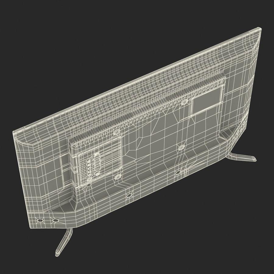 일반 LED TV royalty-free 3d model - Preview no. 25