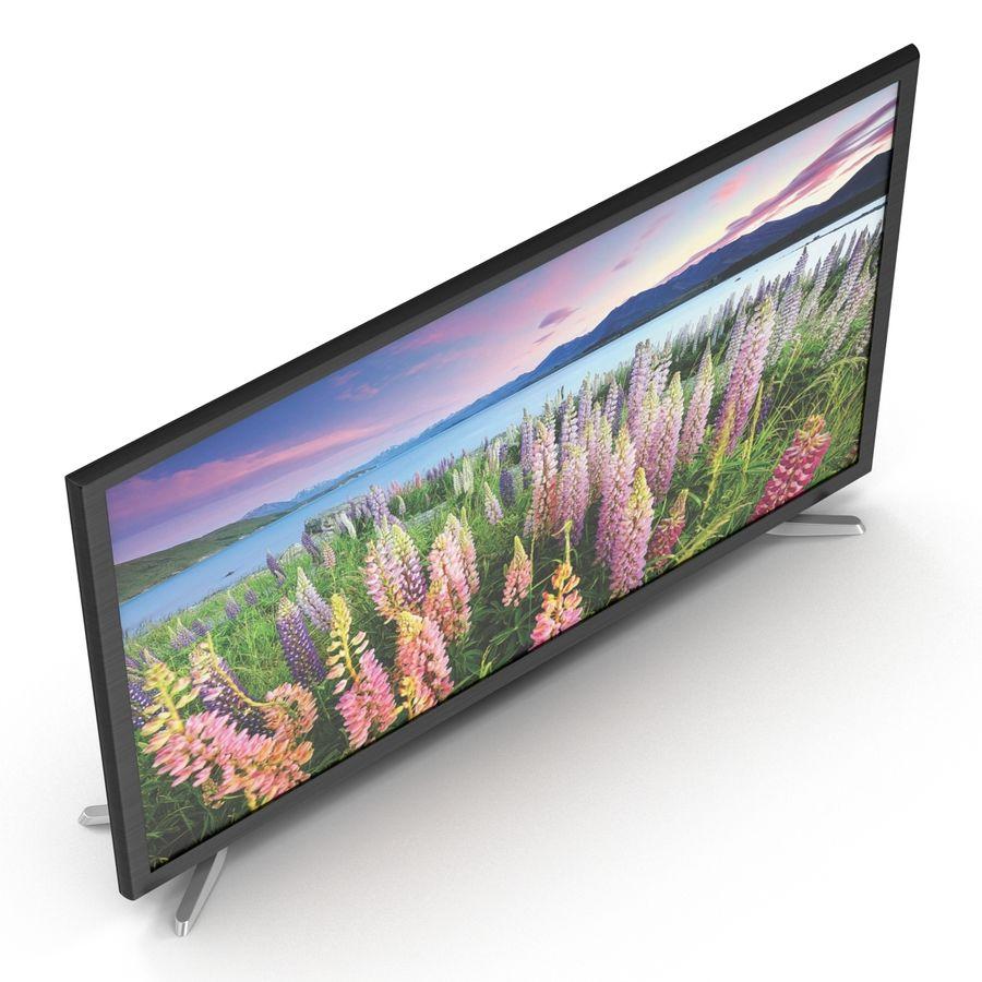 일반 LED TV royalty-free 3d model - Preview no. 7