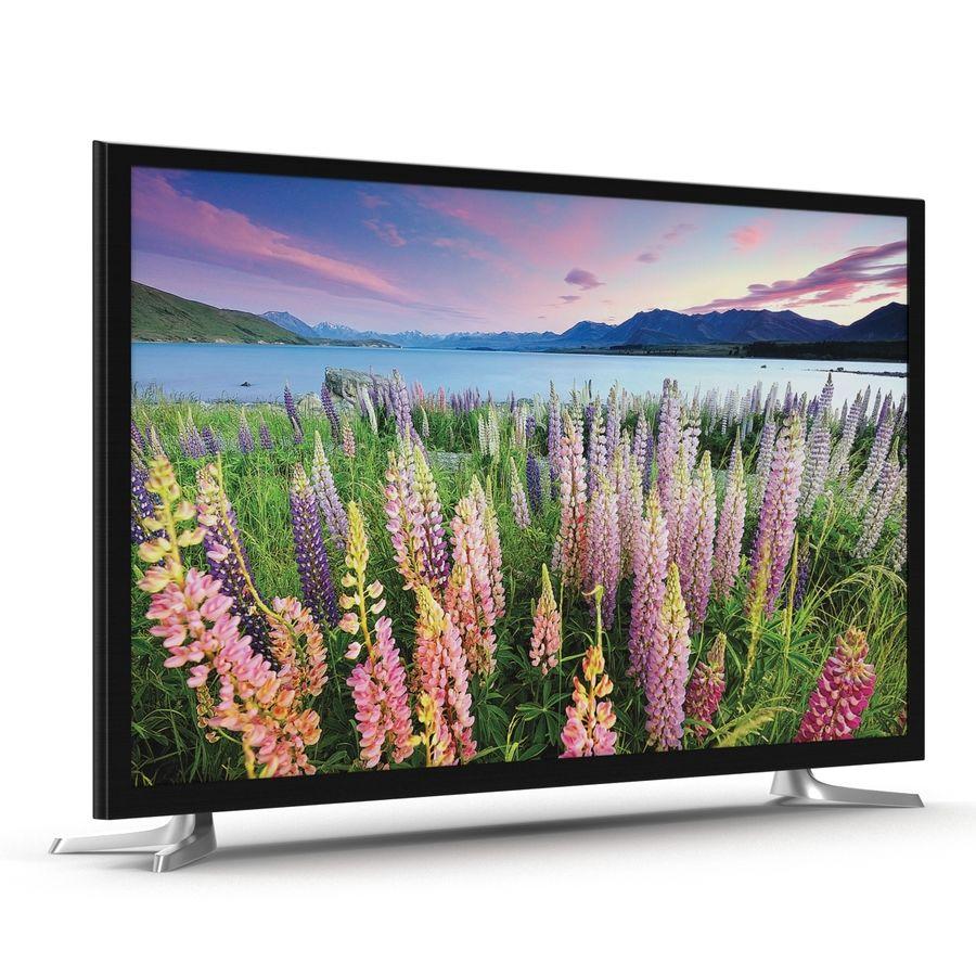 일반 LED TV royalty-free 3d model - Preview no. 4