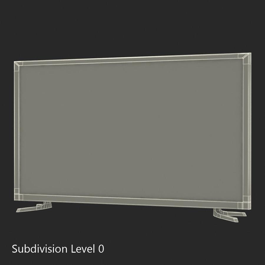 일반 LED TV royalty-free 3d model - Preview no. 18