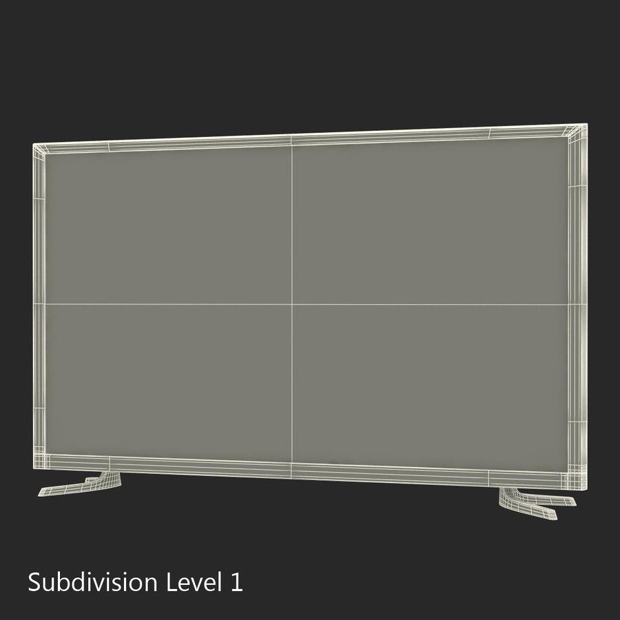 TV LED générique royalty-free 3d model - Preview no. 19