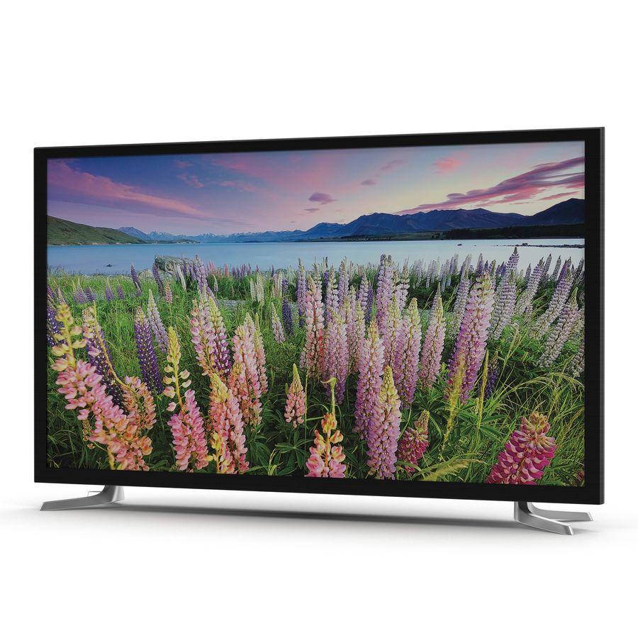 일반 LED TV royalty-free 3d model - Preview no. 2