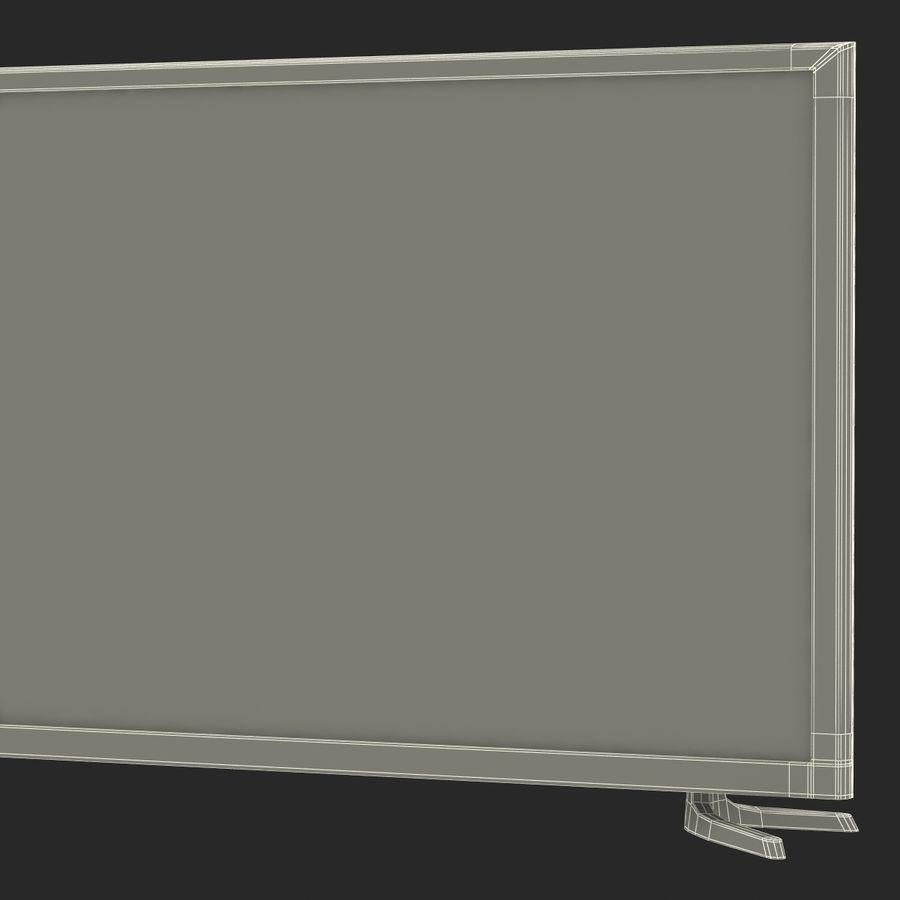 TV LED générique royalty-free 3d model - Preview no. 27