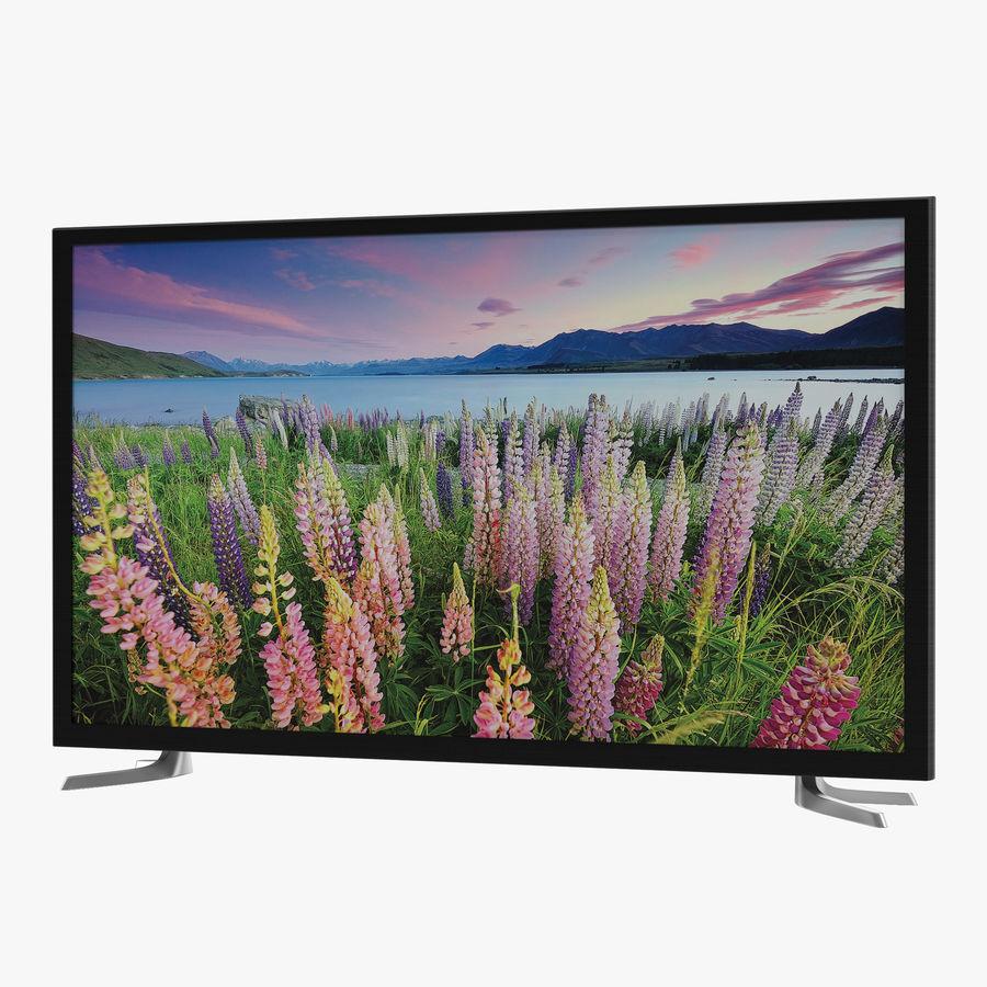 일반 LED TV royalty-free 3d model - Preview no. 1