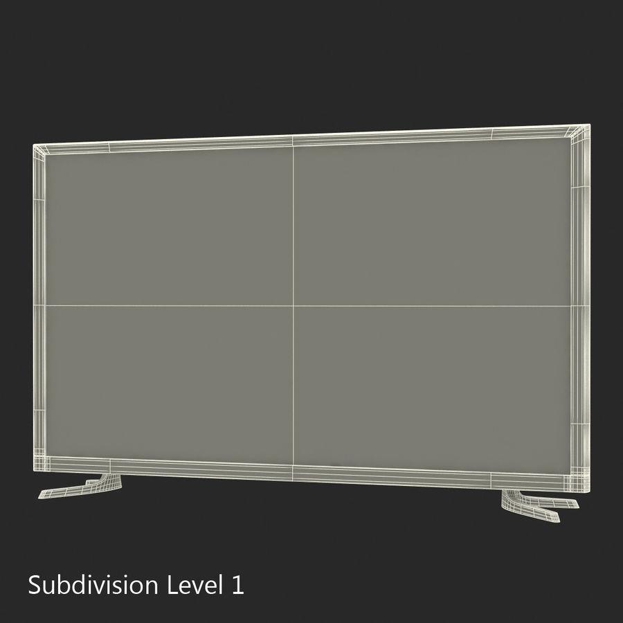 일반 LED TV royalty-free 3d model - Preview no. 19