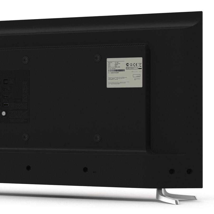 일반 LED TV royalty-free 3d model - Preview no. 12