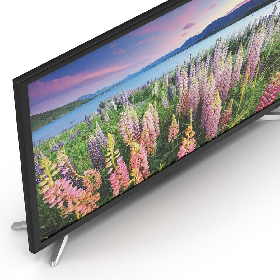 TV LED générique royalty-free 3d model - Preview no. 11
