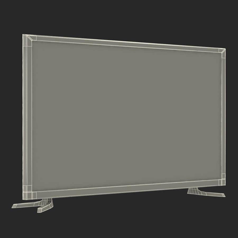 TV LED générique royalty-free 3d model - Preview no. 23