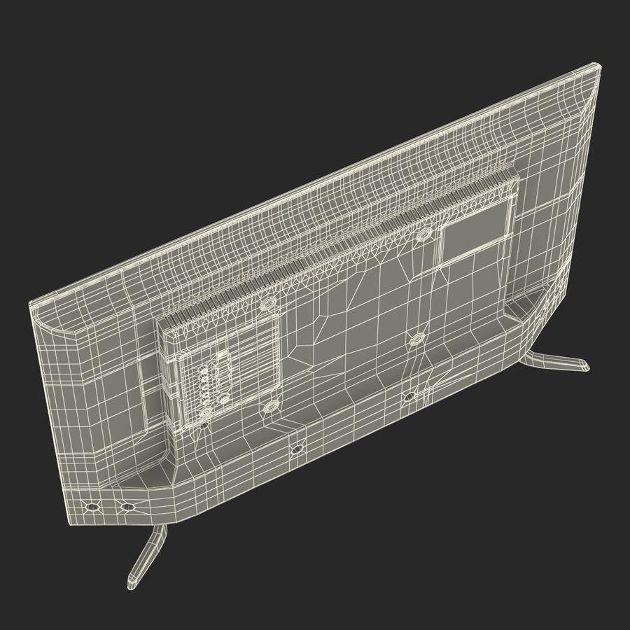 TV LED générique royalty-free 3d model - Preview no. 25